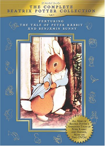 Complete Beatrix Potter Collection (2-Pack): The Tale Of Peter Rabbit And Benjamin Bunny / The Tale Of Mr. Tod / ... DVD Image