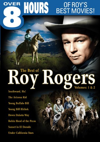Roy Rogers: Best Of (2-Disc): The Arizona Kid / Young Buffalo Bill / Young Bill Hickok / Down Dakota Way / ... DVD Image