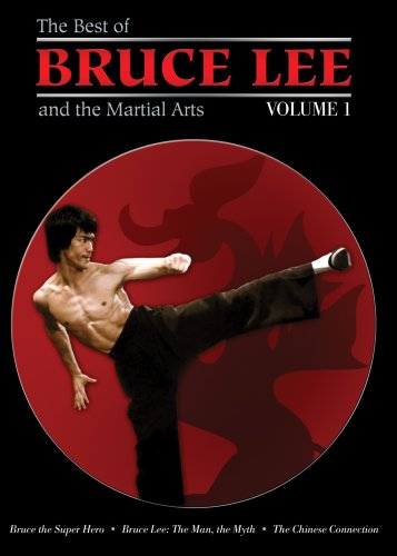 Bruce Lee: Best Of Bruce Lee And The Martial Arts: Bruce The Super Hero / The Man, The Myth / The Chinese Connection / ... DVD Image