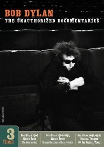 Bob Dylan: The Unauthorized Documentaries (Box Set/ DVD/CD Combo): ... Rolling Thunder And The Gospel Years / ... DVD Image
