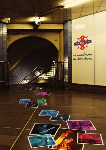 Marillion: Somewhere In London (2-Disc) DVD Image