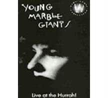 Young Marble Giants: Live At The Hurrah Club (Music Video Distributors) DVD Image