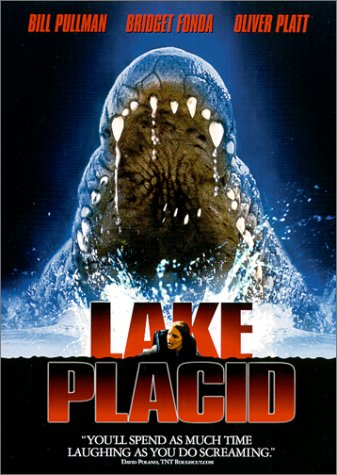 Lake Placid (Widescreen) DVD Image