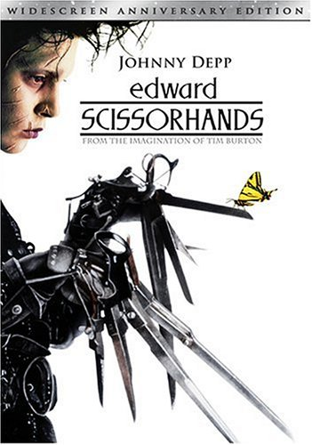 Edward Scissorhands (10th Anniversary Edition/ Widescreen) DVD Image