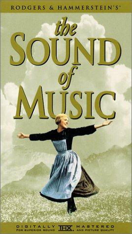 The Sound of Music [VHS] DVD Image