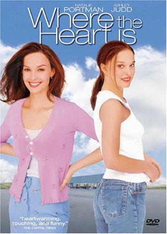 Where The Heart Is (2000/ Old Version) DVD Image