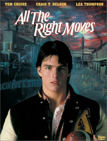 All The Right Moves (Old Version/ 2002 Release) DVD Image