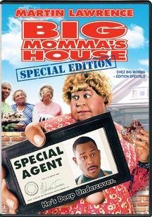 Big Momma's House (Widescreen/ Sensormatic) DVD Image