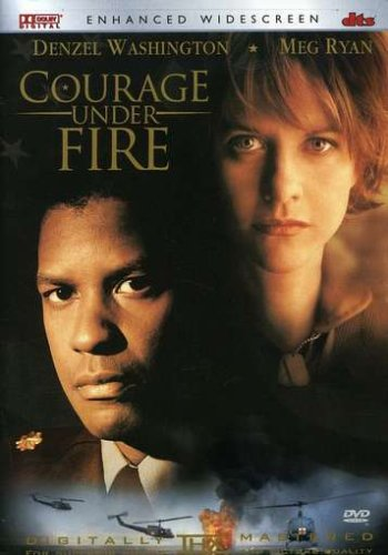 Courage Under Fire (Special Edition/ Sensormatic) DVD Image