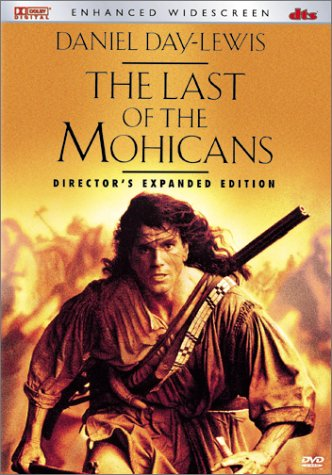 Last Of The Mohicans (1992/ DTS/ Sensormatic) DVD Image