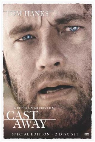 Cast Away (Widescreen/ Special Edition) DVD Image