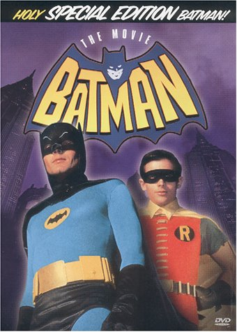 Batman: The Movie (Special Edition) DVD Image