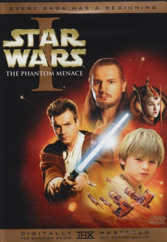 Star Wars: Episode I: The Phantom Menace (Widescreen/ Special Edition/ SensorMatic) DVD Image