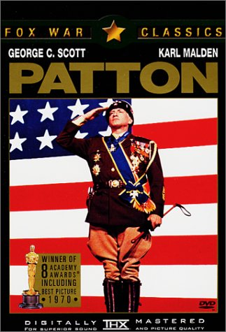Patton (Movie-Only Edition) DVD Image