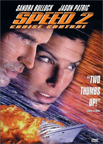 Speed (Widescreen/ Movie-Only Edition) / Speed 2: Cruise Control DVD Image