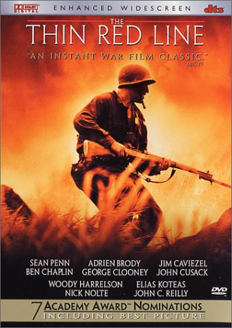 Thin Red Line (1998/ SensorMatic) DVD Image