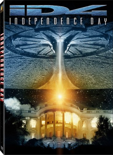 Independence Day (Widescreen/ 1-Disc Special Edition/ Sensormatic) DVD Image