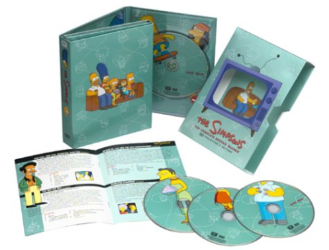 Simpsons: The Complete 2nd Season (Special Edition) DVD Image