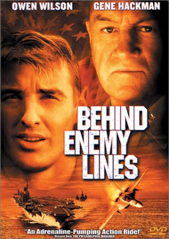 Behind Enemy Lines (Special Edition/ Old Version) DVD Image
