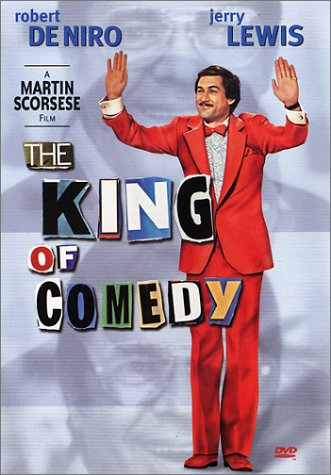 King Of Comedy (1983) DVD Image