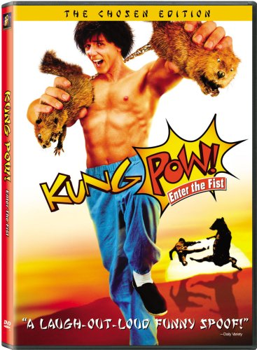 Kung Pow: Enter The Fist (Special Edition/ Sensormatic) DVD Image