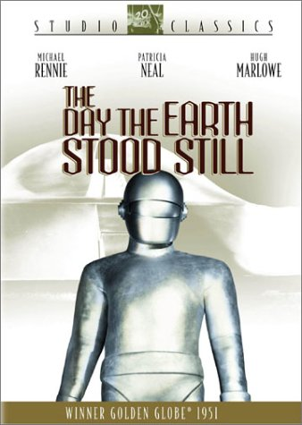 Day The Earth Stood Still (Special Edition/ Fox) DVD Image