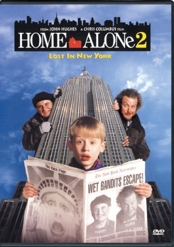 Home Alone 2: Lost In New York (Checkpoint) DVD Image