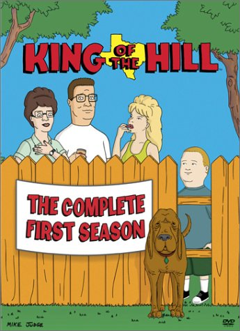 King Of The Hill: The Complete 1st Season (Special Edition) DVD Image