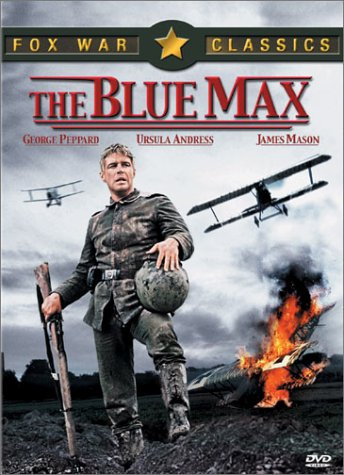The Blue Max DVD Image
