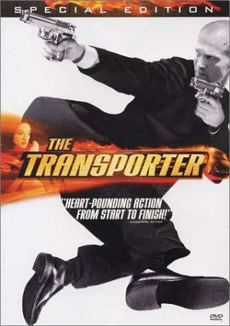 Transporter (Special Edition/ Old Version) DVD Image