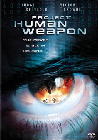 Project Human Weapon (Fox) DVD Image