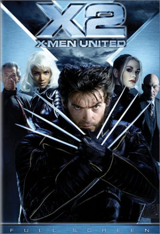 X2: X-Men United (Pan & Scan/ Special Edition) DVD Image
