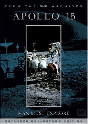 Apollo 15: Man Must Explore (Extended Collector's Edition) DVD Image