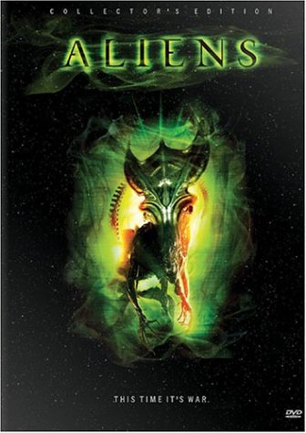 Aliens (Collector's Edition) DVD Image