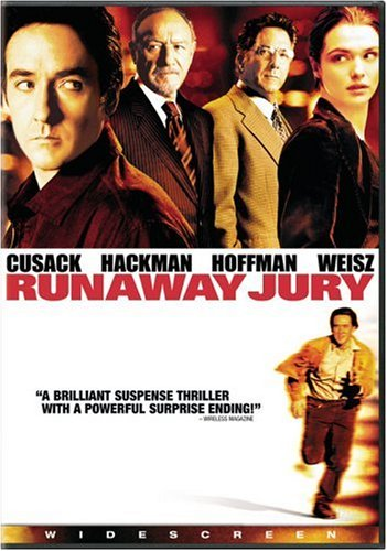 Runaway Jury (Special Edition/ Widescreen) DVD Image