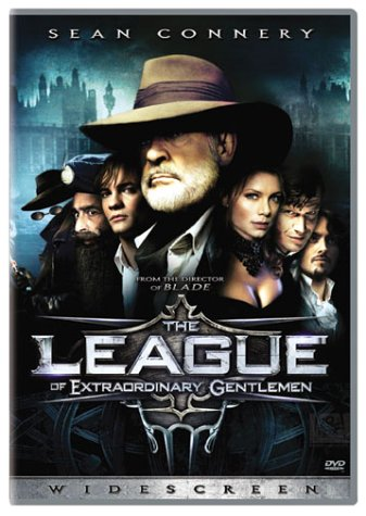 League Of Extraordinary Gentlemen (Widescren/ Special Edition) DVD Image
