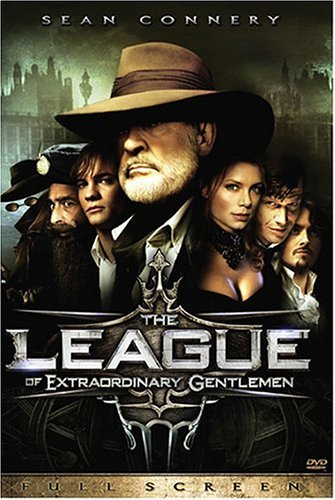 League Of Extraordinary Gentlemen (Pan & Scan/ Special Edition) DVD Image