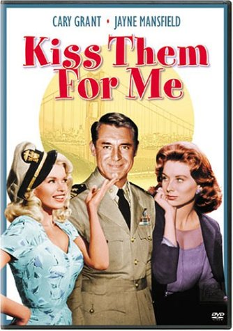 Kiss Them For Me DVD Image