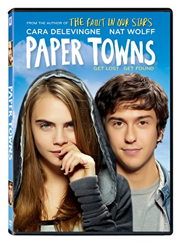 Paper Towns DVD Image