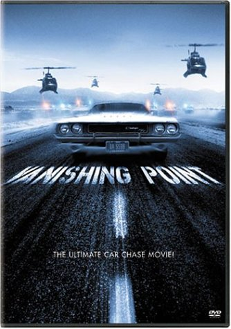 Vanishing Point (1971/ Special Edition) DVD Image