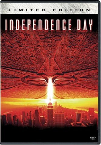 Independence Day (Widescreen/ Limited Edition) DVD Image