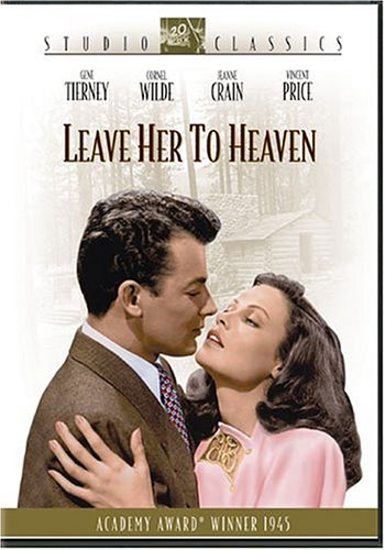 Leave Her To Heaven DVD Image