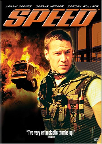 Speed (Widescreen/ Movie-Only Edition) DVD Image