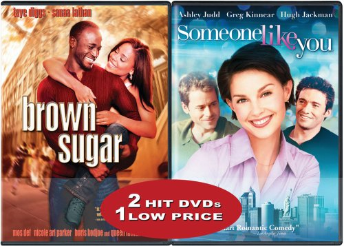 Brown Sugar (Special Edition) / Someone Like You (Special Edition) (Side-By-Side) DVD Image