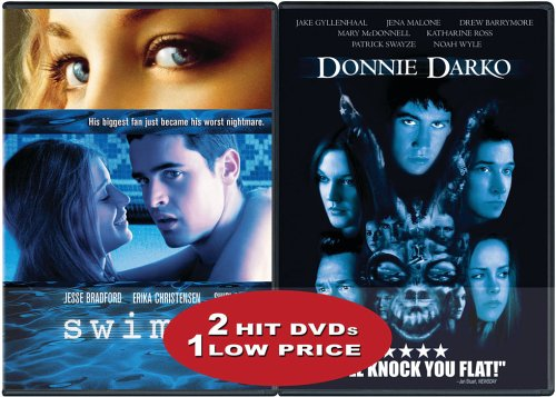 Swimfan (Special Edition) / Donnie Darko (Special Edition) (Side-By-Side) DVD Image