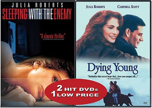 Sleeping With The Enemy / Dying Young (Old Version/ Back-To-Back) DVD Image