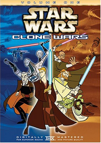 Star Wars: Clone Wars, Vol. 1 DVD Image