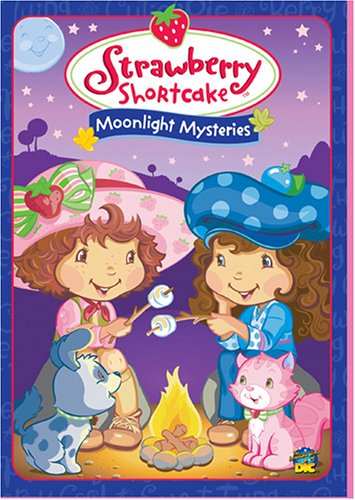 Strawberry Shortcake: Moonlight Mysteries DVD Image