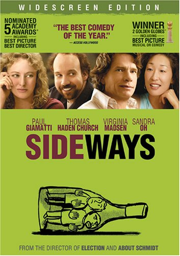 Sideways (Special Edition/ Widescreen/ Old Version) DVD Image