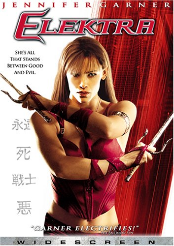 Elektra (Widescreen/ PG-13 Version) DVD Image